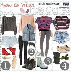indies fashion style - Google Search