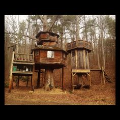 Diy deer stand bing images hunting pinterest for Hunting shack designs