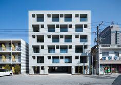 千葉市中央区の賃貸デザイナーズマンション。シンプルでスマートな千葉みなと駅徒歩圏内の賃貸物件。