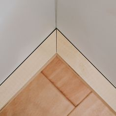 Step by step instructions for flawless floor trim. Floor Molding, Diy Molding, Crown Molding, Baseboard Trim, Baseboard Ideas, How To Install Baseboards, Wood Floor Design, Long Walls, Floor Trim