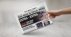 """Welcome to our weekly edition of what's hot in social media news. To help you stay up to date with social media, here are some of the news items that caught our attention. What's New This Week Facebook Globally Launches Messenger Day: Facebook launched Messenger Day, a new way to share photos and videos """"as [...]  This post Facebook Messenger Day Rolls Out Globally: This Week in Social Media first appeared on .  - Your Guide to the Social Media Jungle  #News #SocialMediaMarketingTalk…"""