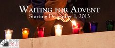 Waiting for Advent - Starting December 1, 2013. www.ssje.org/advent - Every day a new window.   Each window will reveal a special Advent word, meditation and beautiful image from the Society of Saint John the Evangelist. Merry Little Christmas, Christmas Holidays, Christmas Things, St John The Evangelist, 1 Advent, Divinity School, Ash Wednesday, Advent Calenders, Jesus Birthday