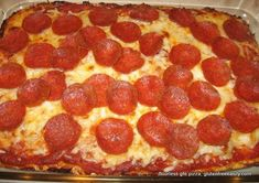 flourless, gluten free, easy, grain free, pepperoni, pizza, recipe, best gluten-free pizza #gluten #free #recipes