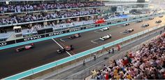 Abu Dhabi Formula 1 Grand Prix race tickets - buy online