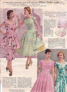 Spiegel Catalog , Spring/Summer 1956