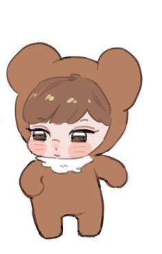 Exo Kokobop, Exo Kai, Sehun, Exo Cartoon, 5 Years With Exo, Exo Fan Art, Exo Memes, Aesthetic Stickers, Taemin