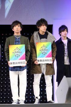 I am so proud about Aoi-san