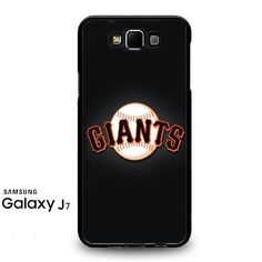 San Francisco Giants Baseball Samsung Galaxy J7 Prime Case