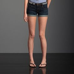 a nice pair of jean shorts