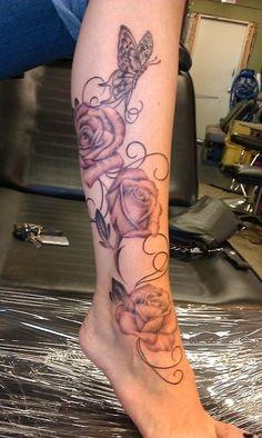 Tattoo by Alain Rodgers @ Euphoria Tattoos in Tallahassee Florida