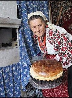 Home made bread.., Ukraine, from Iryna with love
