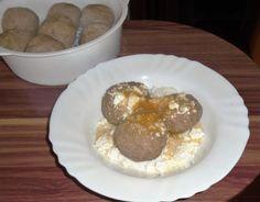 Ovocné knedlíky z žitné mouky Tofu, Pancakes, Breakfast, Morning Coffee, Pancake, Crepes