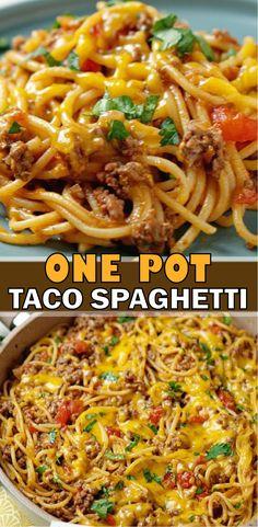Easy Casserole Recipes, Healthy Dinner Recipes, Pasta Recipes, Mexican Food Recipes, Crockpot Recipes, Cooking Recipes, Dinner Crockpot, Health Recipes, Lunch Recipes