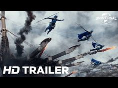 A Grande Muralha - Trailer Oficial 2 (Universal Pictures) [HD] - YouTube