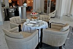Only in Four Seasons Hotel Baku's Piazza Lounge you can enjoy High Tea in an amazing, cozy atmosphere!