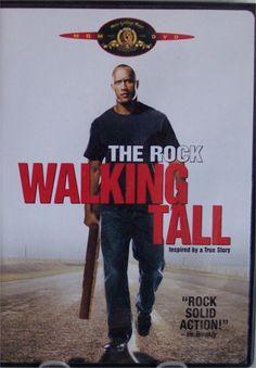 DVD Walking Tall