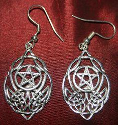 Silver leaf chandelier earrings...these are soooo pretty ...