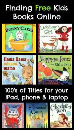 Free books online