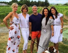 Andy Cohen and a Plate of Meats Wow The Real Housewives of Beverly Hills | E! Online