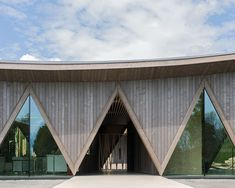 Gallery of Public Pavilion of New Zoological Park La Garenne / LOCALARCHITECTURE - 4
