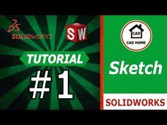 SolidWorks Tutorial 1 : Primer contacto con SolidWorks