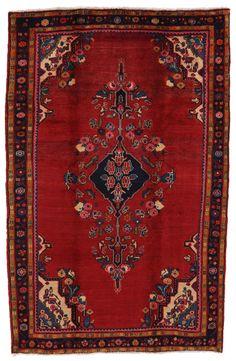 Lilian - Sarouk Persian Carpet 227x145
