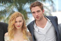 Robert Pattinson And Sarah Gadon Getting Closer On Set, Should Kristen Stewart Be Worried? Celebrity Couples, Celebrity Gossip, Sarah Gadon, Hollywood Life, Getting Cozy, Celebs, Celebrities, Robert Pattinson, Kristen Stewart