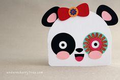 Under A Cherry Tree: {free download} Panda-Monium Cards Cut Its (SVG)