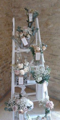 Si todavía no sabes qué tipo de decoración para bodas vas a elegir, aquí te lo ponemos un poco más fácil. Ejemplos de rústica y de Shabby Chic románticos
