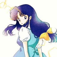 Akane Tendo Comic Japones, Old Anime, Manga Anime, Anime Art, Akane Tendo, Manga Story, Aesthetic Anime, Ichi, Manga Comics