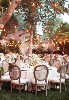 Amazing party setting. In love!