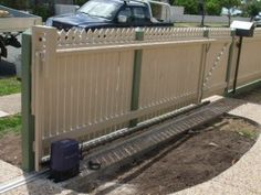 domestic sliding gates - Google Search