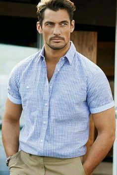 David James Gandy: M&S Summer 2014 Collection (New Pics)