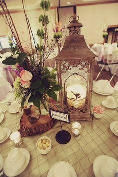Winter Wedding Table Decor Ideas