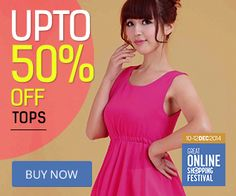 Get best #clothing #deal on Women #tops.