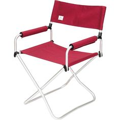 Snow Peak Red Folding Chair #ad Folding Camping Chairs, Folding Chair, Outdoor Chairs, Outdoor Furniture, Outdoor Decor, Blankets For Sale, Backpacks For Sale, Bag Sale, Snow