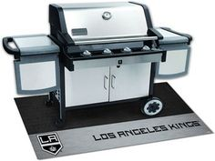 "NHL - Los Angeles Kings Grill Mat 26""""x42"""""