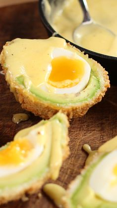 Avocado Scotch Egg ~ Recipe | Tastemade