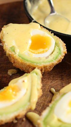 Avocado Scotch Egg ~ Recipe   Tastemade