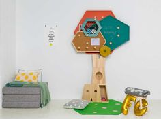 The Tree – play furniture for kids & Prototoype by ForCurly Online Furniture, Kids Furniture, Steel Furniture, Best Brand, Kids Playing, Architecture Design, Toddler Bed, Cool Designs, Objects