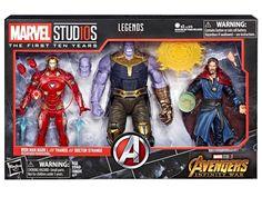 Hasbro Marvel Leyendas Vengadores Tacho Con Baf 6 pulgadas figura Thanos