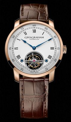 Geo.Graham Tourbillon Watch