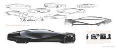 2040 Lincoln Hera on Behance