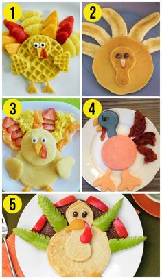50+ Turkey Treats- Fun Thanksgiving Food Ideas | The Dating Divas