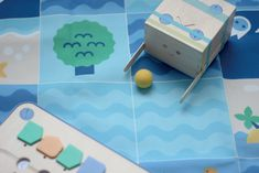 Use Cubetto's arms to push a ball around and gather objectsas he navigates the map! This easy craft activity takes five minutes to set up and provides hours of coding fun. Materials Popsicle sticks Masking tape or washi tape Ball  How to Lay Cubetto on his side. Take one popsicle stick and put into …