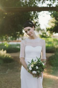 love the vintage vibe of this dress | photo by Love Made Visible