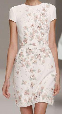 Georges Hobeika 2015 Dress