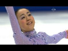 2011 Worlds: Mao Asada free skate - from Universal Sports