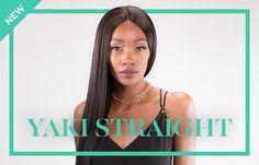 Shop Yaki Straight Hair