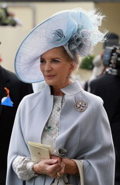 I cappelli più belli e strani del Royal Ascot | Il cappello di Michael di Kent | FOTO